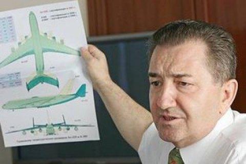 Former chief designer of Antonov moved to Azerbaijan
