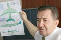 Former chief designer of Antonov moved to Azerbaijan