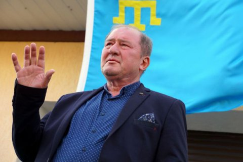 Russia-controlled court sends Crimean Tatar leader to colony