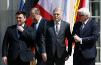 Russia rejects idea of OSCE police mission in Donbas