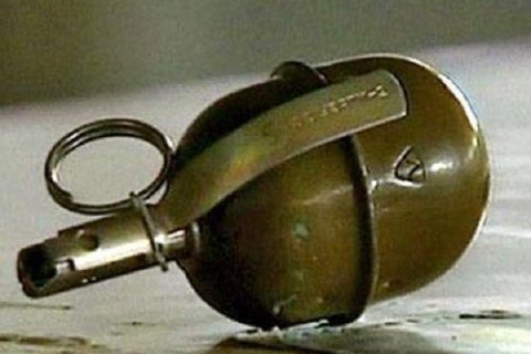 A man with grenades arrested in Dnipropetrovsk region