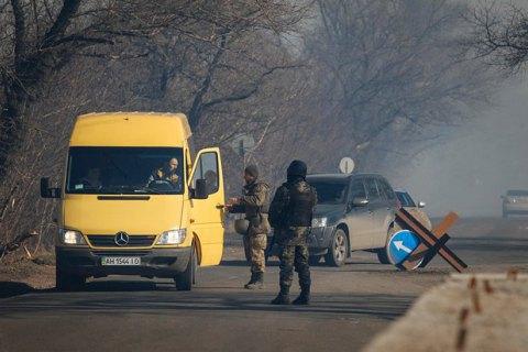 Militants shot woman at bus stop near Olenivka checkpoint