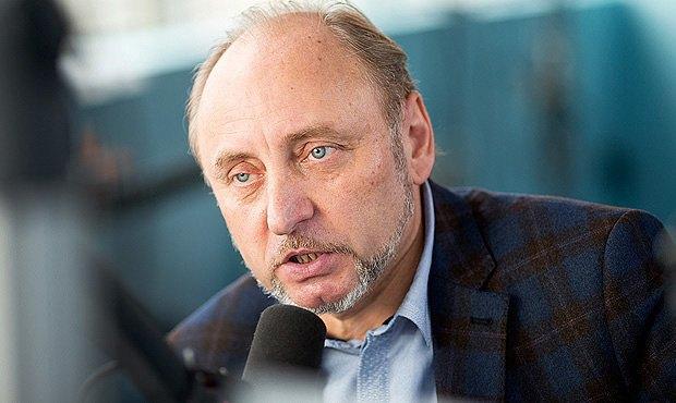 Novyye Izvestiya's former editor in chief Valeriy Yakov