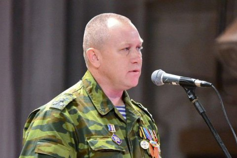 Separatist militia chief blown up in Luhansk