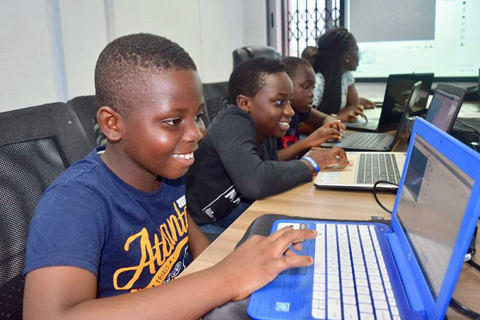 Ghana to teach children IT starting from kindergartens