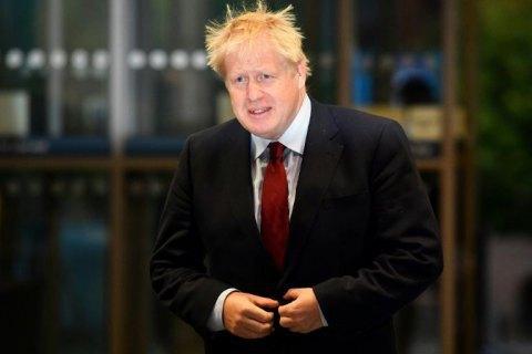 Johnson backs missile theory in Iran plane crash