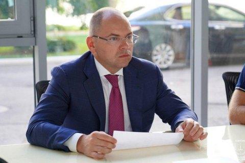 President suspends Odesa regional governor