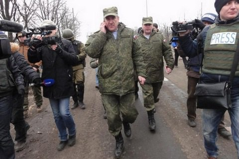 Ukraine opens case against Russians in Donbas liaison group