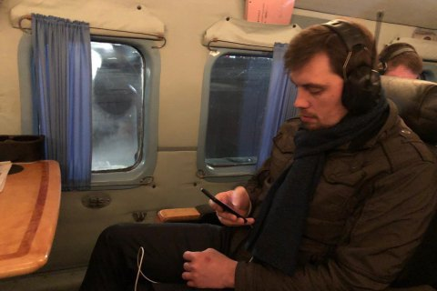 PM flies to Poltava Region to check on evacuees from China