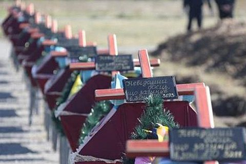 Ukraine says over 2,000 soldiers killed in Donbas since 2014