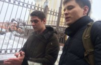 Hired heavies batter Odesa mayor's opponents in court