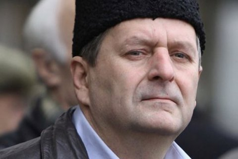Tatar leader sentenced to 8 years in annexed Crimea
