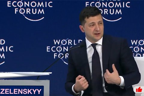"Zelenskyy: ""What should the EU do for Ukraine? Just accept Ukraine to the EU"""