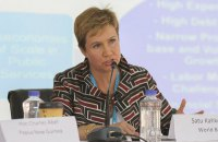 Satu Kahkonen appointed new WB country director for Ukraine