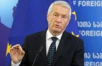 Ukraine's PACE delegation to snub Jagland's reception