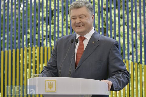 Poroshenko leads in popularity poll with 16.1%