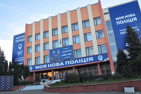 Zaporizhzhya police hold antiterrorist drill