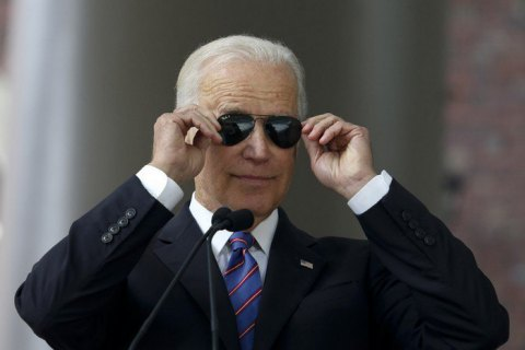 U.S. former vice president concerned about backslide in corruption clampdown in Ukraine