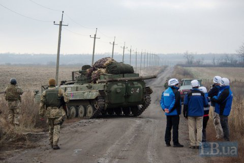 Over half of Ukrainians support disengagement of troops - poll