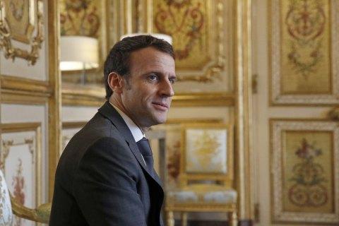 Reuters: Russian pranksters posing as Zelenskyy trick France's Macron