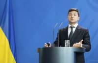 Zelenskyy criticises Foreign Ministry's efforts on prisoners' release