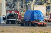 Siemens gas turbines said delivered to Crimea in defiance of sanctions
