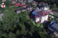 Ukrainian energy official's girlfriend reportedly buys posh mansion
