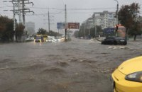 Heavy rains hit southern Ukraine