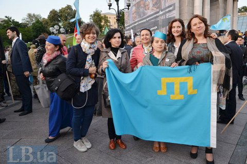 Ukraine remembers 1944 Crimean Tatar deportation victims