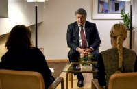 Poroshenko accuses Russia of attempts to split EU