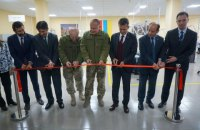 New facility launched to provide Ukrainian army with Turkish radios