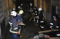 Third victim's body recovered from Odesa fire debris