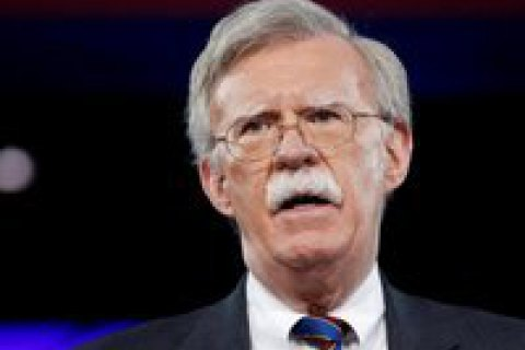 Sanctions on Russia to stay until it changes behaviour - Bolton