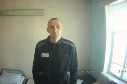 Russia denies Sentsov left colony