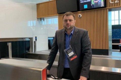 Dnipro deputy mayor detained in Kharkiv airport
