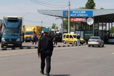 Drunk Russian troops opened fire in Crimea on 7 Aug - source