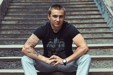 Odesa Right Sector leader wounded