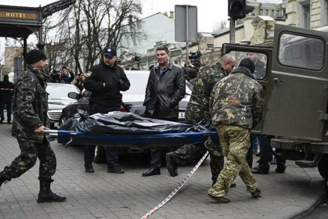 Chief prosecutor: FSB-controlled criminal ordered Voronenkov's killing