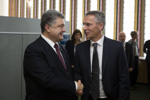 NATO chief supports Ukraine on extension of anti-Russian sanctions