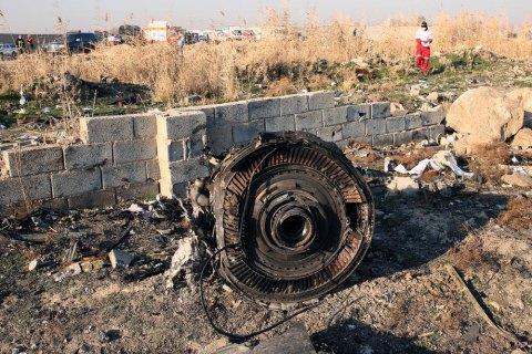 "Iran plane crash: Ukrainian jet was ""unintentionally"" shot down"