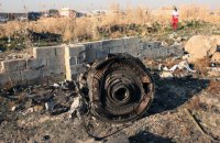 "Iran plane crash: Ukrainian jet was ""unintentionally"" shot down"