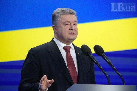 Poroshenko says Russia to release two more Ukrainians soon