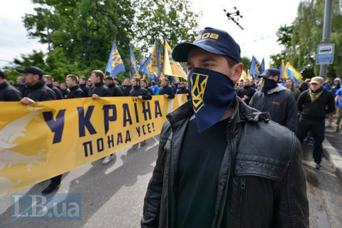 Azov protests against plans to hold Donbas elections