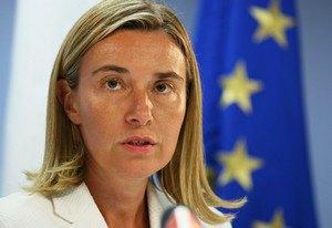 Mogherini urges Russia to release Savchenko