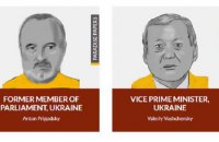 Ukrainian ex-MP, former vice PM surface in Paradise Papers