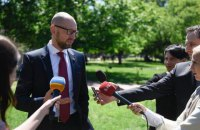 Yatsenyuk: Ukraine needs US and EU support