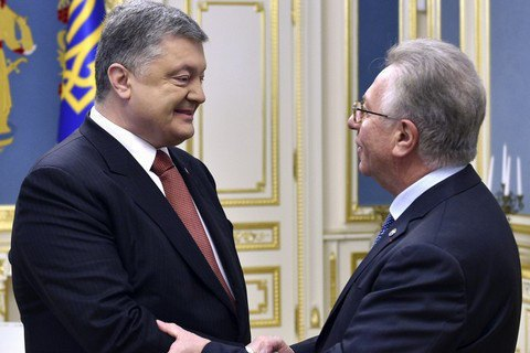 President of Venice Commission visits Ukraine