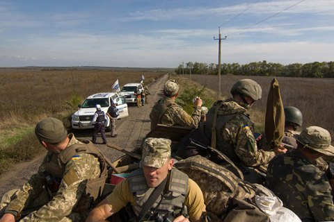 OSCE records 30,000 uniformed men arrive in Donbass from Russia