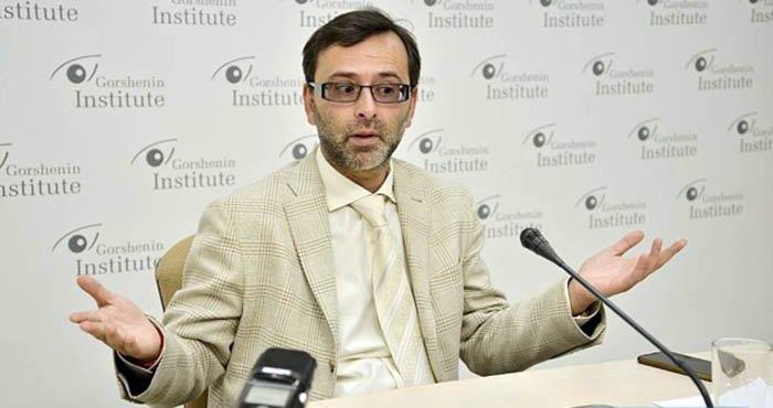 MP Heorhiy Lohvinskyy