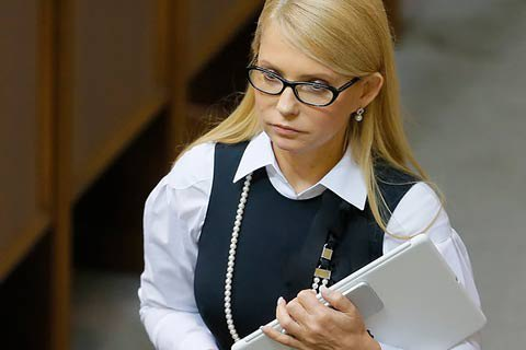 Tymoshenko's Fatherland leaves coalition